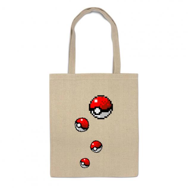Сумка-шоппер Printio Покемоны (pokemon) 1642038