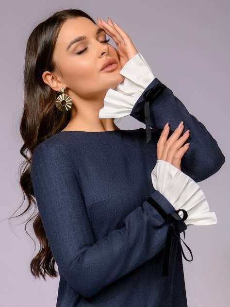 Женское платье 1001dress DM01092MG, синий