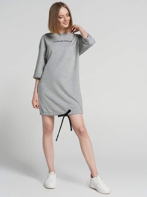 Женское платье ТВОЕ 68334, серый