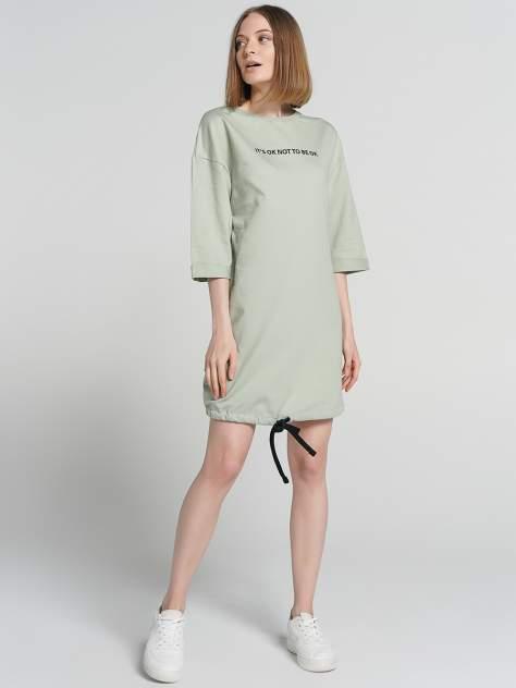 Женское платье ТВОЕ 68334, зеленый