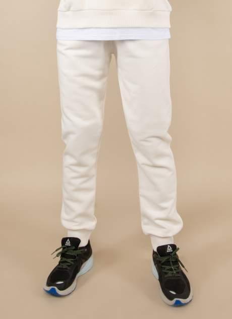 Спортивные брюки женские Каляев 158673 бежевые 54-56