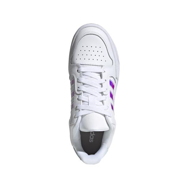 Кроссовки женские Adidas Entrap белые 5 UK