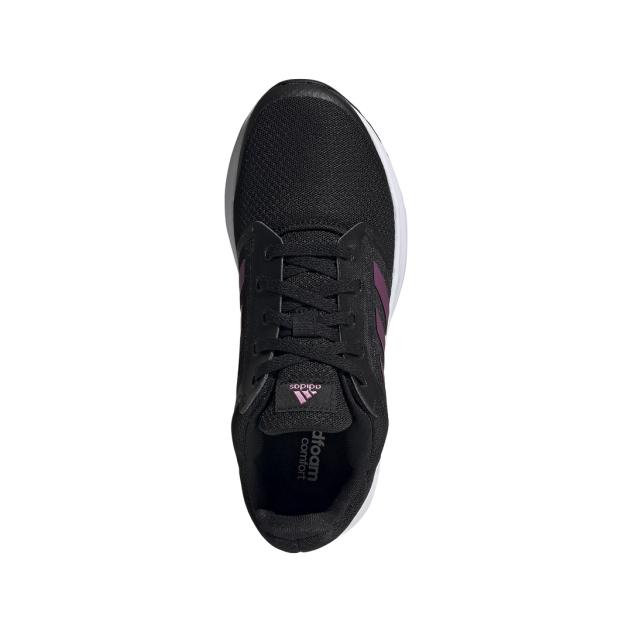 Кроссовки женские Adidas Galaxy 5 черные 4 UK