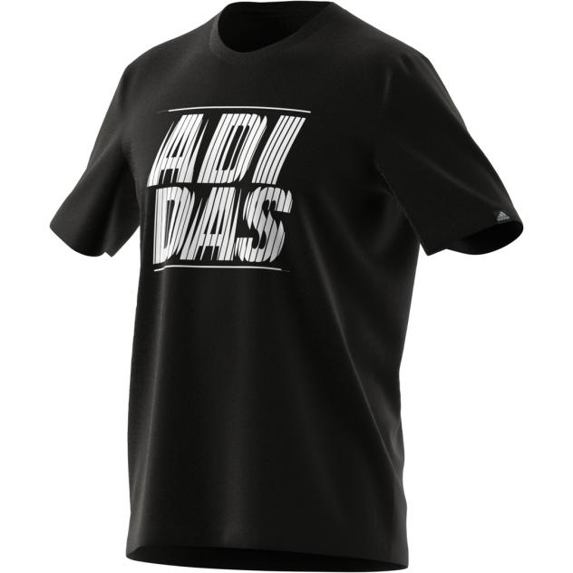 Футболка Adidas GL2971, черный