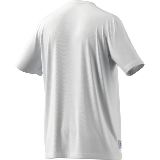 Футболка мужская Adidas GL3267 белая XL