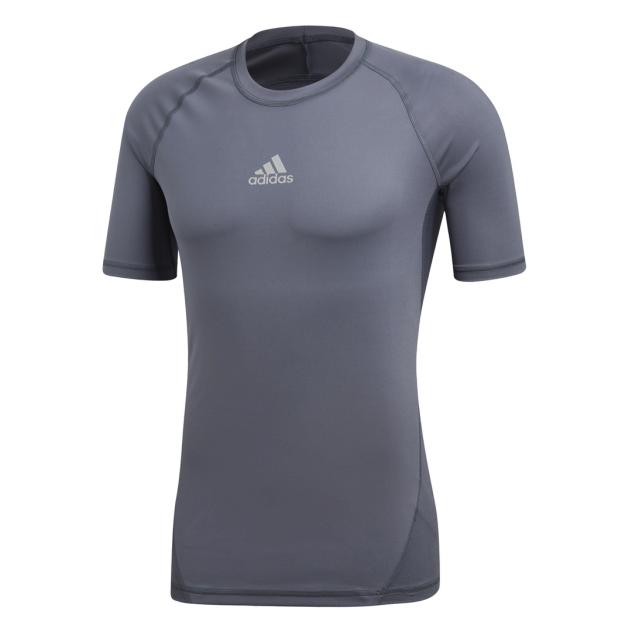 Футболка мужская Adidas CW9550 серая 2XL