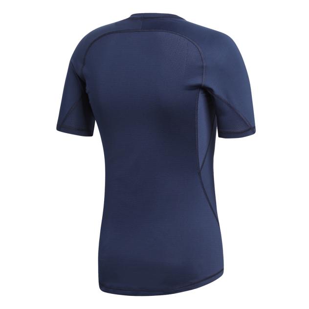 Футболка мужская Adidas CW9550 синяя 2XL