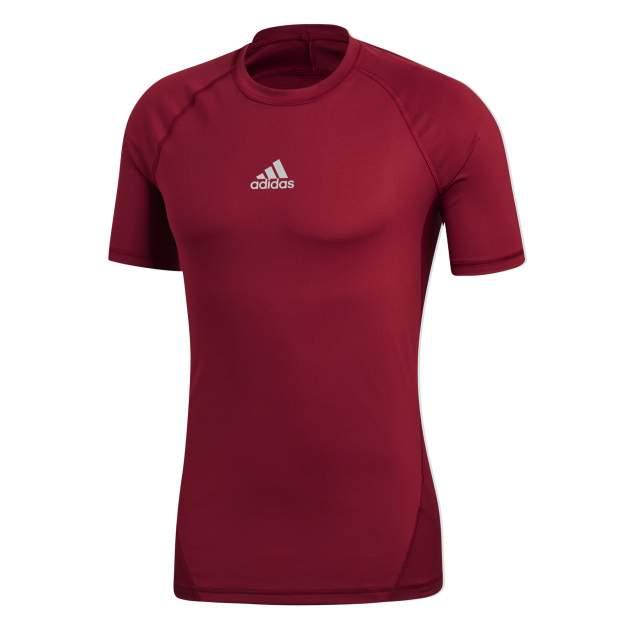 Футболка мужская Adidas CW9550 бордовая 2XL
