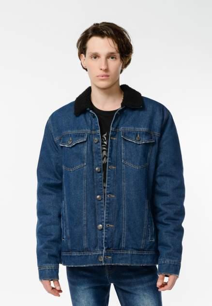 Мужская джинсовая куртка Modis M202D00149S751, синий