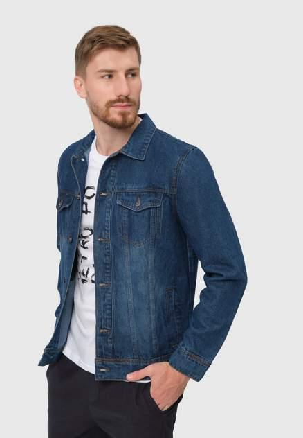 Мужская джинсовая куртка Modis M211D00220S552, синий