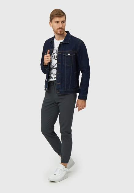 Мужская джинсовая куртка Modis M212D00082S751, синий