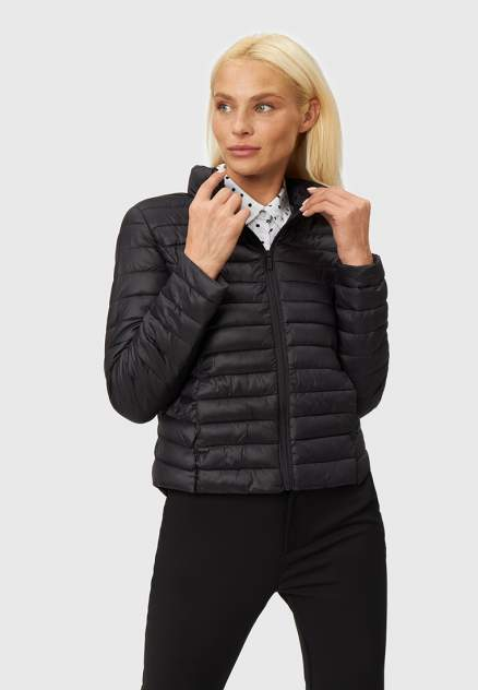 Куртка Modis M212W00045S642, черный