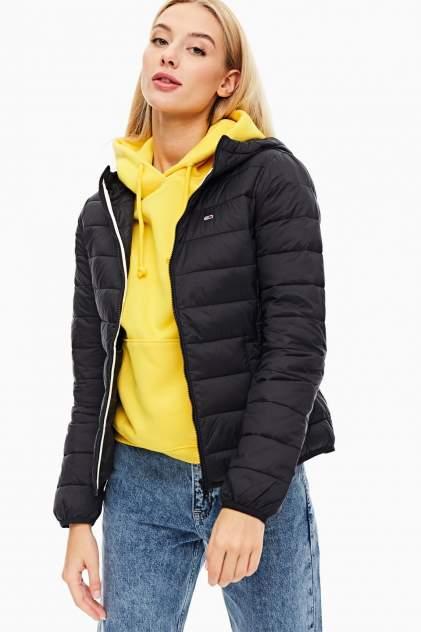 Куртка женская Tommy Jeans DW0DW08672 BDS черная XS INT