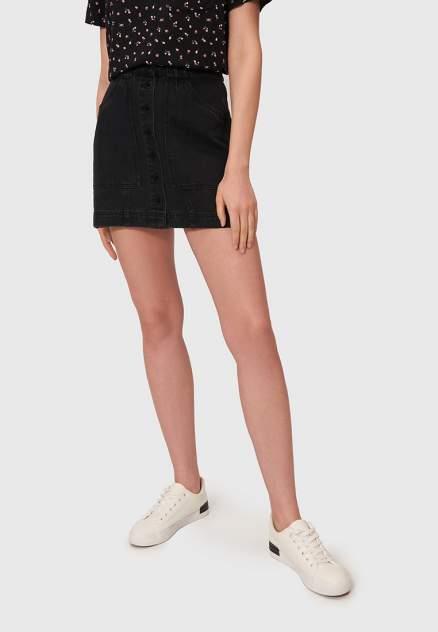 Женская юбка Modis M212D00039B003, черный