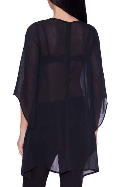 Блуза женская EMANSIPE 4675401 черная 42