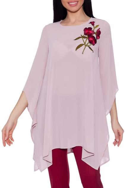 Блуза женская EMANSIPE 4675401 розовая 42