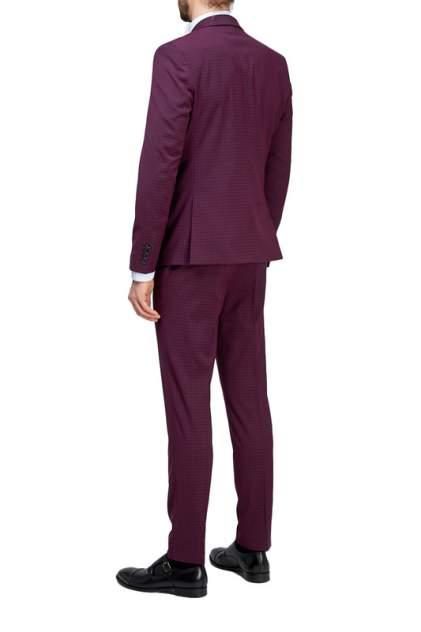 Классический костюм мужской ABSOLUTEX 3621 US BLANES красный 56-176