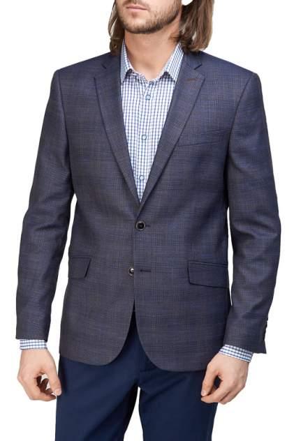 Пиджак мужской LACONI 4321-2 MS DORF синий 60-176