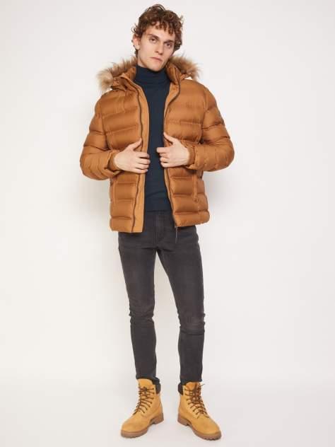 Куртка Zolla 01034511F1742500, коричневый