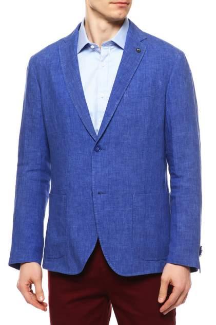 Пиджак мужской harmont & blaine V0194/52468 синий 54