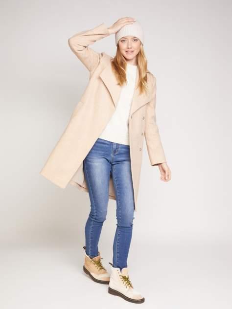 Женское пальто Zolla 02133585708419J0, бежевый