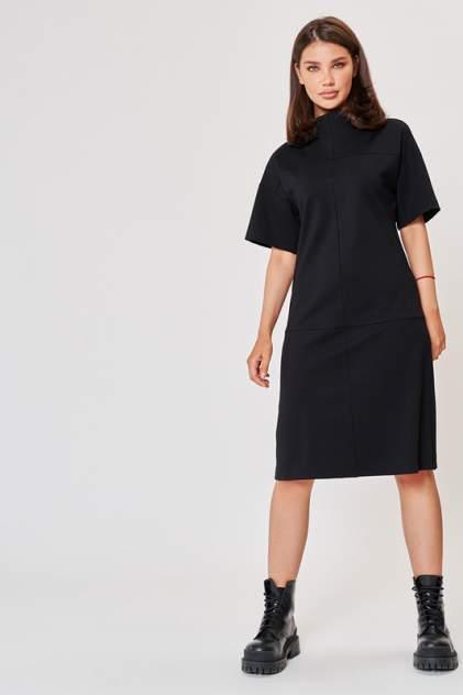 Повседневное платье женское Vittoria Vicci 1-20-2-1-04-21086 черное XS