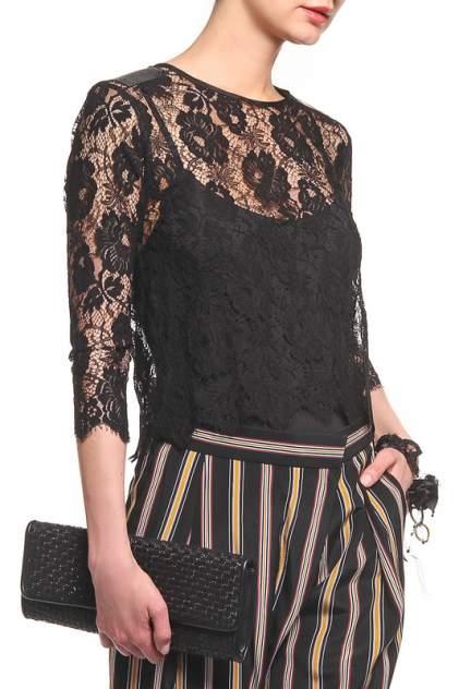 Блуза женская LOYD FORD 602 черная 42 RU