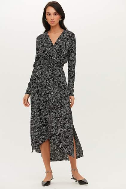 Повседневное платье женское LOVE REPUBLIC 1151019513 черное 50-170