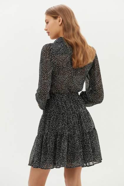 Повседневное платье женское LOVE REPUBLIC 1151052579 черное 50-170