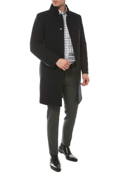 Пальто мужское MISTEKS DESIGN 31914 синее 52-176