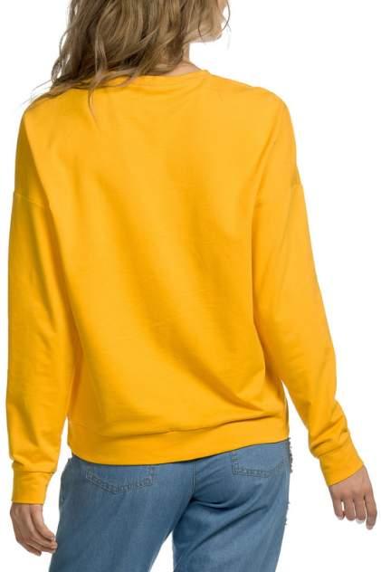 Свитшот женский Pelican DFN68021 желтый XS