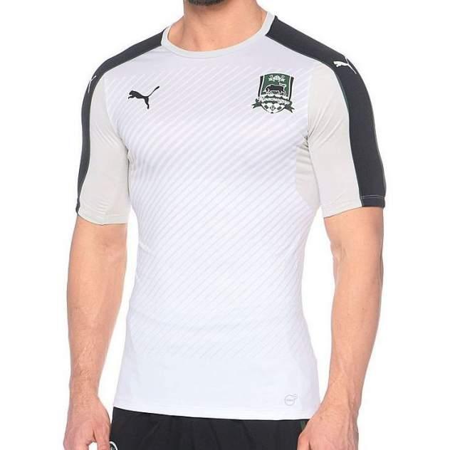 Футболка PUMA FK Krasnodar Home & Away SS Shirt ACTV T, белый
