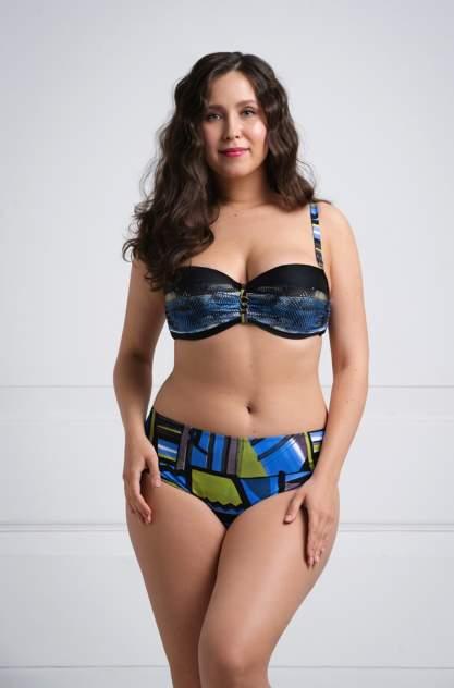 Купальник раздельный женский Laete 18034-1 синий 46D