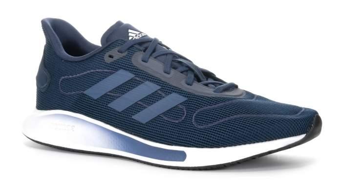 Кроссовки мужские Adidas Galaxar Run M синие 10 UK