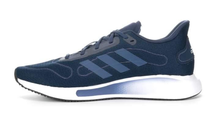 Беговые Кроссовки Adidas Galaxar Run M Crew Navy/Crew Blue/Cloud White (Uk:10,5)
