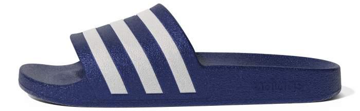 Шлепанцы мужские Adidas Adilette Aqua синие 6 UK