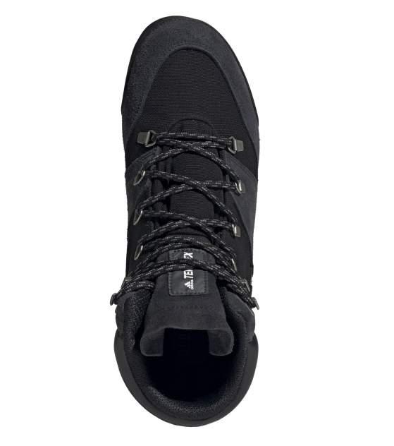 Ботинки Adidas Terrex Snowpitch Black/Core Black/Scarlet (Uk:9)