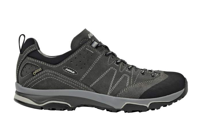 Ботинки Asolo Hiking Agent Evo Gv Graphite (Uk:11,5)