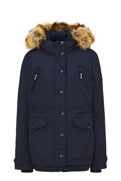 Куртка женская Mustang 1009876-4136 синяя S INT