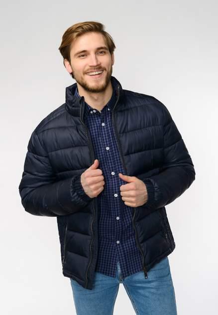 Куртка мужская Modis M201M00125 синяя 54