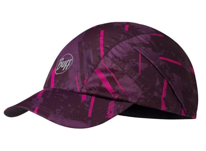 Кепка Buff Pro Run Cap Stray Pink (Us:s/M)