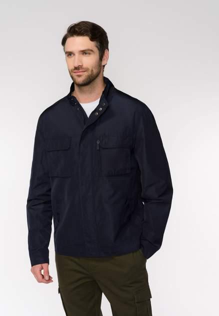 Куртка мужская Modis M201M00300 синяя 56