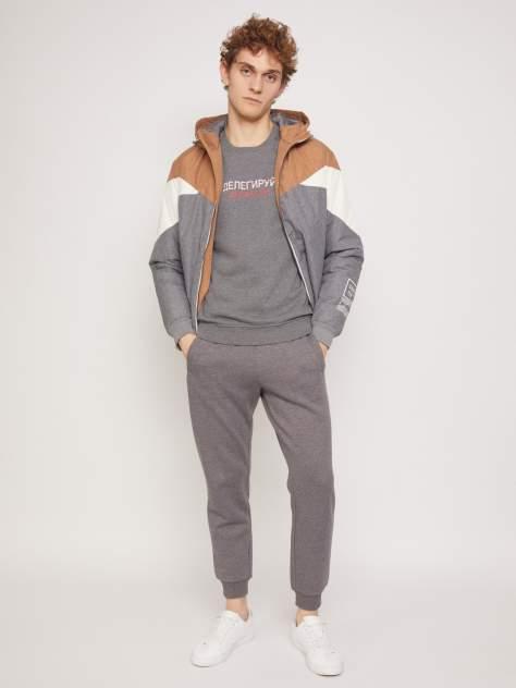 Куртка Zolla 01133512303490M0, серый