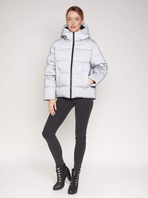 Куртка Zolla 0213351232749006, серый