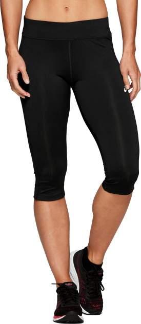 Женские тайтсы Asics Silver Knee, черный