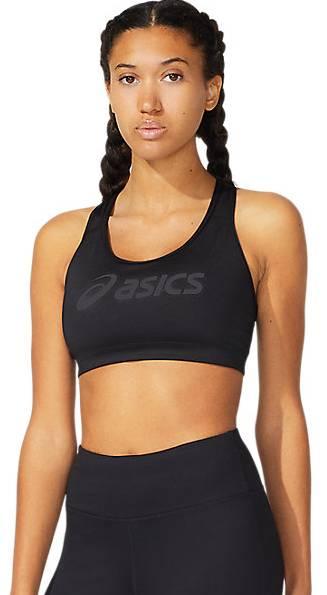 Топ женский Asics Logo черный XS INT
