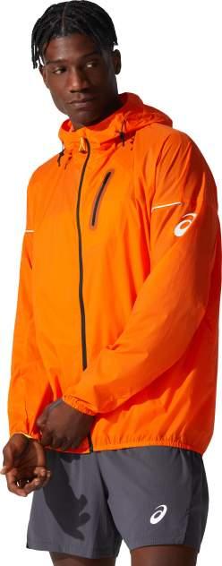 Куртка Беговая Asics Fujitrail Marigold Orange (Us:l)