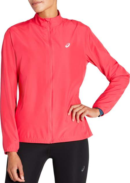 Куртка Беговая Asics Silver W Pixel Pink (Us:s)