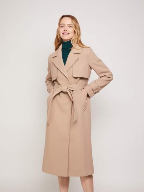 Женское пальто Zolla 02133585905419M1, бежевый