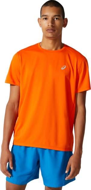 Футболка Asics Katakana SS, оранжевый